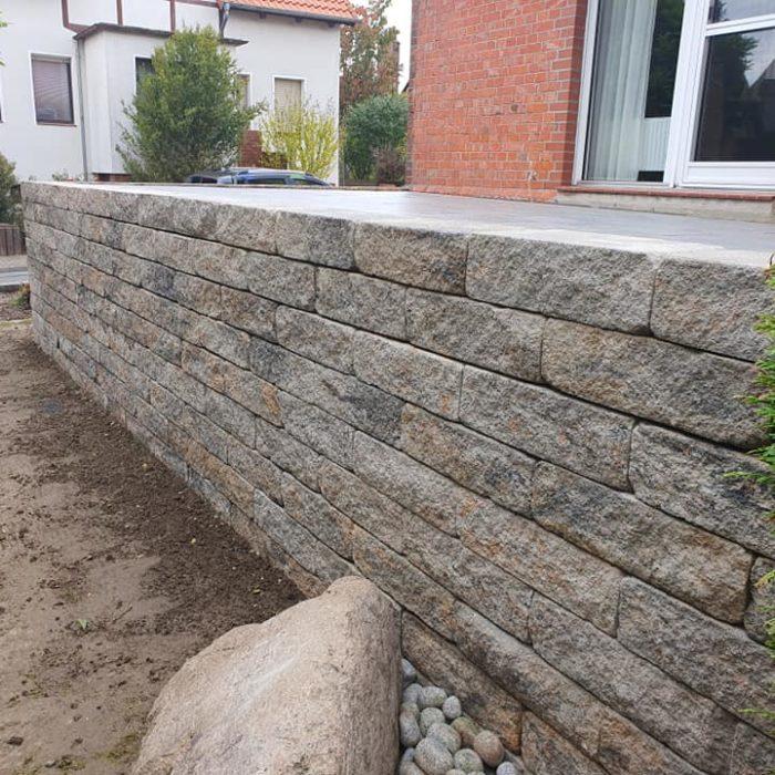 Bv Ilsede Terrassen- und Mauerbau 3